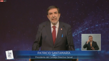 251020-01 Patricio Santamaría – Presidente Servel