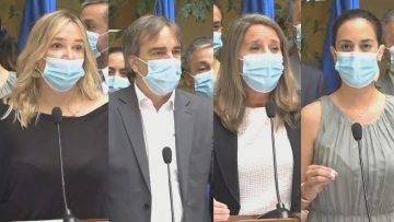 241120-C09 CHILE VAMOS RECHAZA REFORMA ELECCIONES PRESIDENCIALES