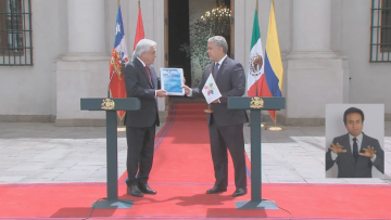 111220-11 VOCERÍA PRESIDENTE DE CHILE Y COLOMBIA POR ALIANZA DEL PACÍFICO 01