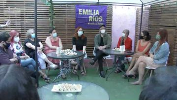 211220-04 EMILIA RÍOS LANZAB CANDIDATURA AL MUNICIP DE ÑUÑOA 05