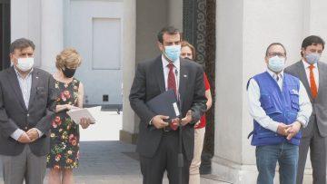 260121-07 REUNIÓN PRESIDENTE Y ALCALDE POR VACUNACIÓN 01 (RODRIGO DELGADO-MINISTRO DEL INTERIOR)