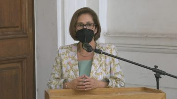 260121-12 PRESIDENTA DEL SENADO PRESIDENTE ARGENTINA