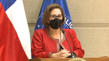 ADRIANA MUÑOZ TERMINO PERIODO LEGISLATIVO