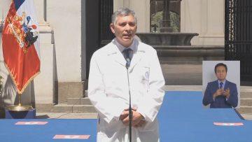 230221-11 VOCERÍA DOCTOR SORIANO TRAS REUNIÓN CON PRESIDENTE PIÑERA 01
