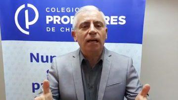 180321-11 PRESIDENTE COLEGIO DE PROFESORES POR REPORTE MINSAL 02