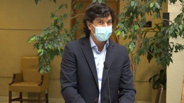 DIPUTADO SEBASTIAN TORREALBA VOCERÍA DETENIDOS PC IQUIQUE
