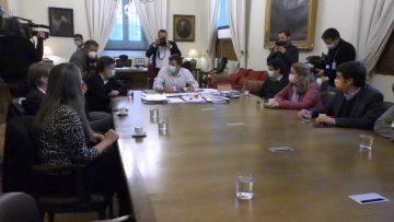 201021-01 PARLAMENTARIOS DE CHILE VAMOS SE REÚNEN CON EL MINISTRO DE LA SEGPRES 1